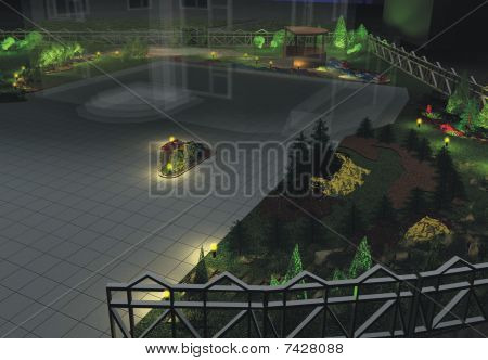 Land Landscape Design