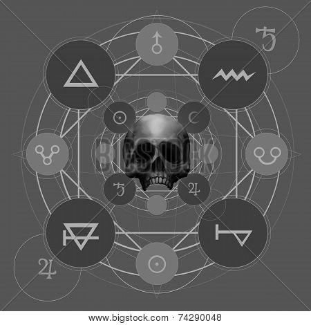 Mystic pentacle