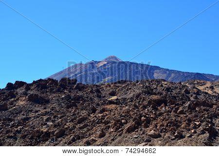 Teide National Park. Tenerife, Canary Islands