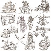 image of buccaneer  - Pirates Buccaneers and Sailors  - JPG