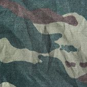 image of camo  - Background of green camo pattern - JPG