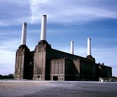 Постер, плакат: Battersea Power Station