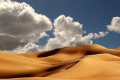 pic of dune  - Beautiful Sand Dunes at the Imperial Sand Dunes California - JPG