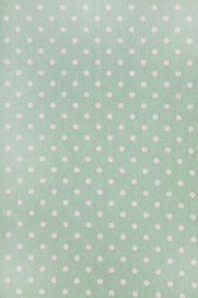 image of poka dot  - background of green kitchen towel with poka dots - JPG
