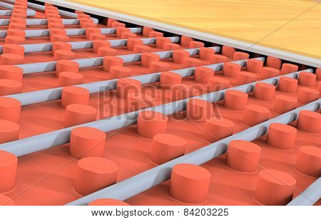 Floor Heating System