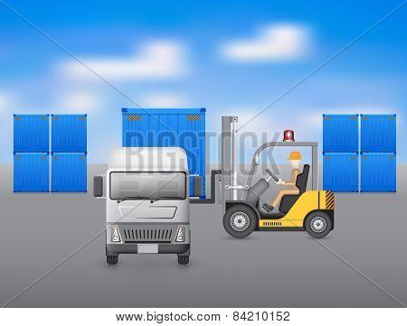 Forklifttruck