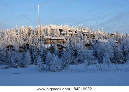 A Village In Lapland