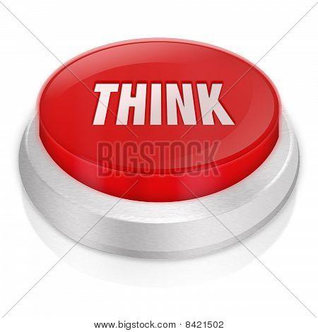 Think 3D Button