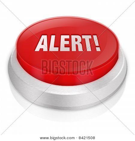 Alert 3D Button