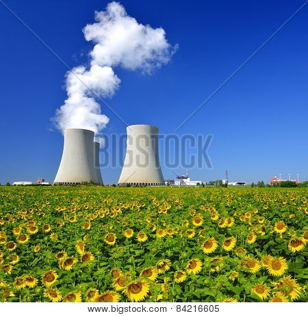 Nuclear power plant Temelin