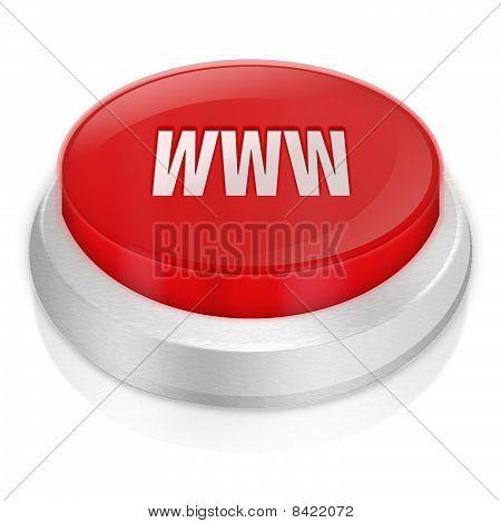 WWW 3D Button