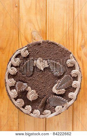 Truffle Cake Round