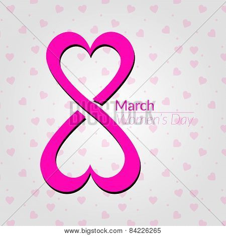 The international women's day on March 8th
