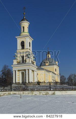 Nativity Church in Vyksa