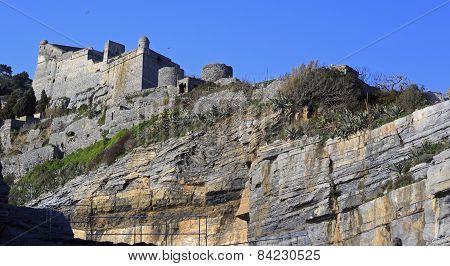 Portovenere Sea Cliffs