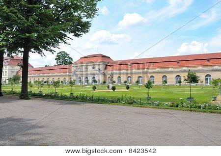 Charlottenburg Orangerie