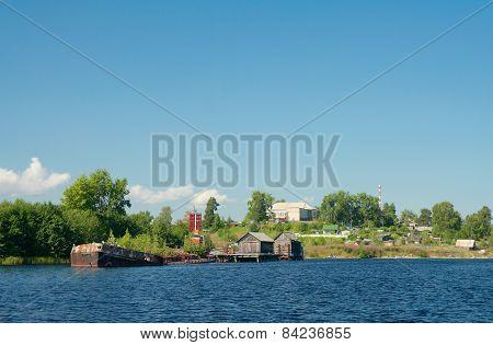 Nadvoitsy Township, Karelia