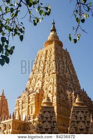 The Pagoda Of Bago - Myanmar
