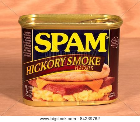 Spam Lunch Meat