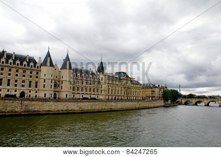 City river view