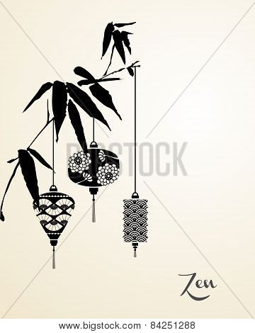Zen Elements Background