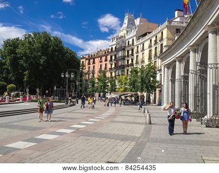 Madid, Spain