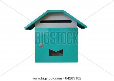 Green Letterbox.