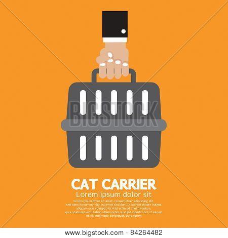 Cat Carrier.