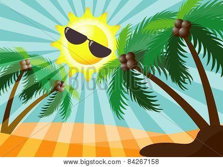 Summer Sunshine Day