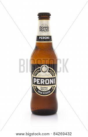 Bottle Of Peroni Grand Riserva Beer