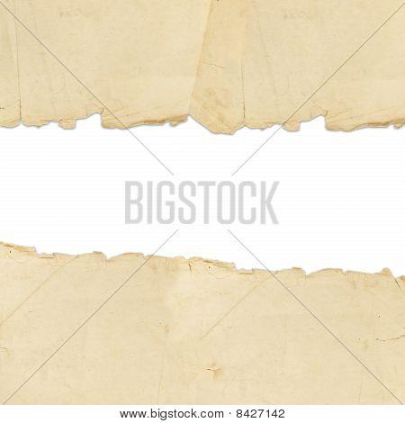 Vintage Torn Paper