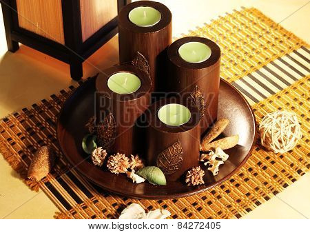 Candles Decorative
