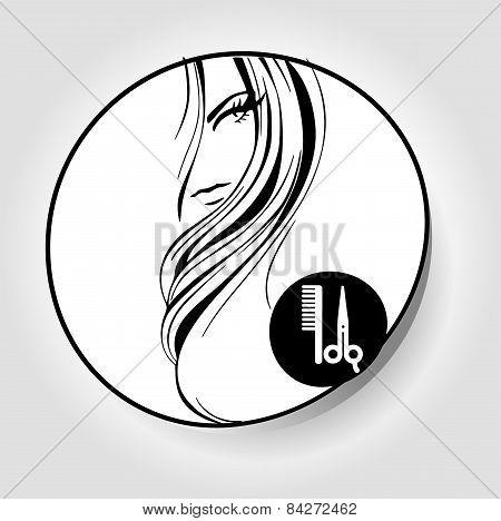 icon Hairdresser