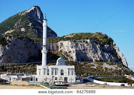 Gibraltar Mosque.