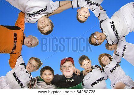 Football Game Children E-class Tournament