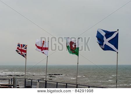 Flags Beach