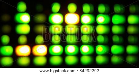 Data Lights background