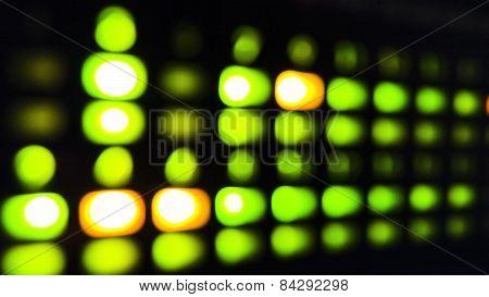 Data Lights backgrounf