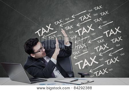 Manager Get Pressure To Pay Tax