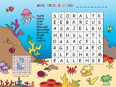 foto of game-fish  - game for children  - JPG
