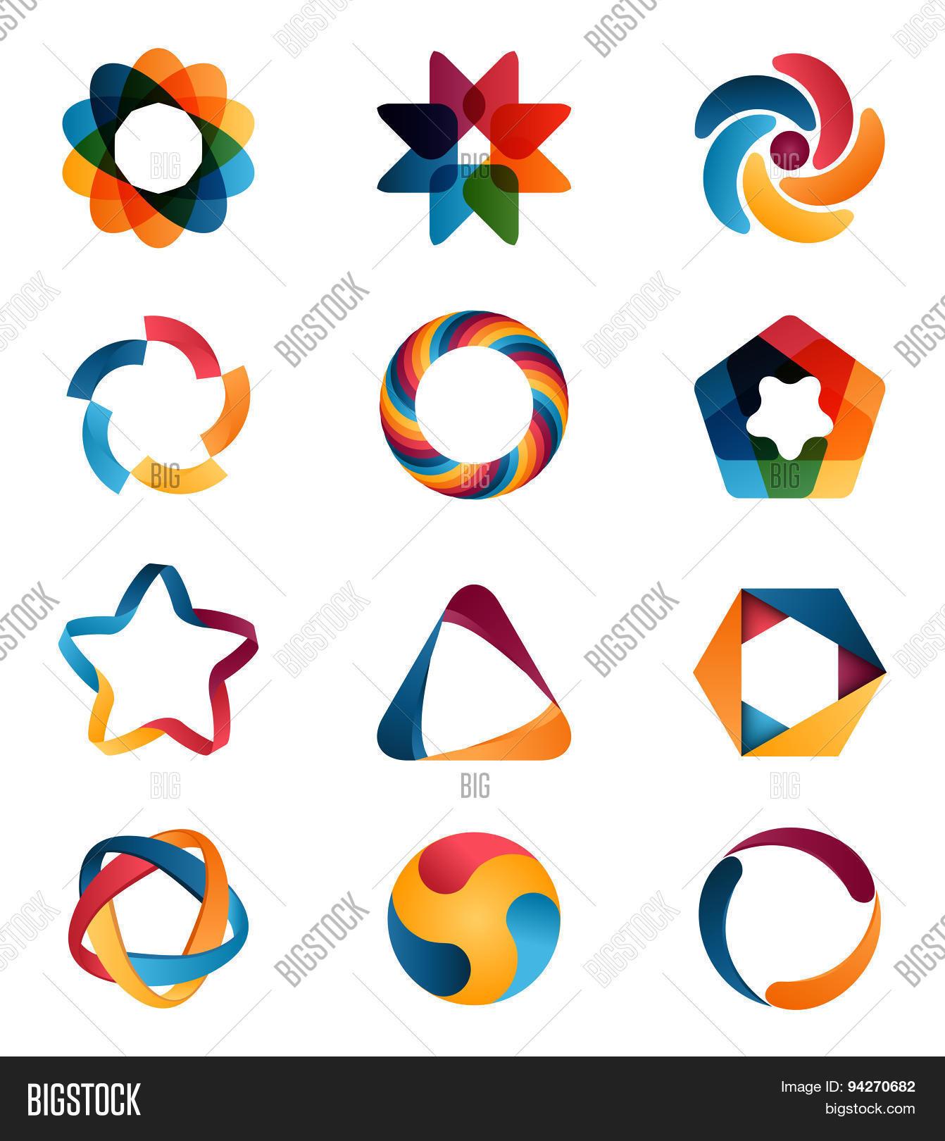 Как сделать круг символ