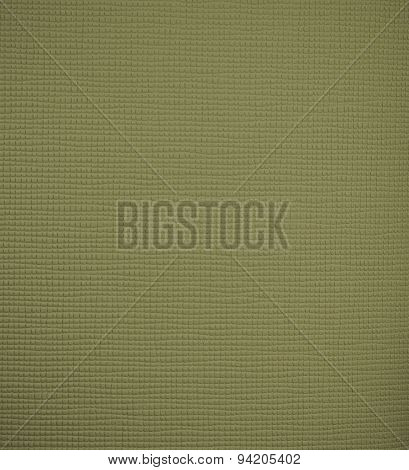 Military Green Leather Background