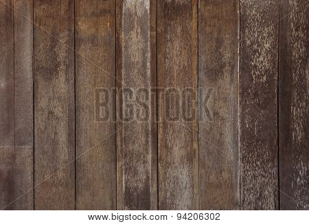 Arrangement Of Old Bark Wood Textured Panel Use As Grain Wooden
