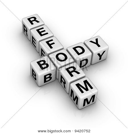 Body Reform Sign