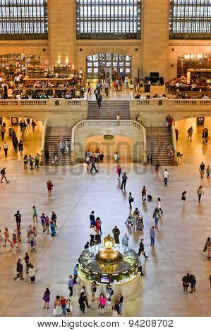 Grand Central Terminal - New York