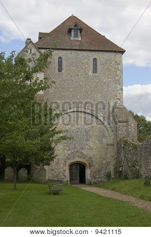 Pamber Priory, Basingstoke