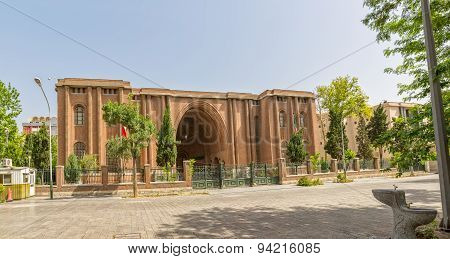 National Museum of Iran building