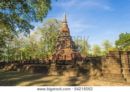 Kamphaeng Phet Historical Park , Thailand (old City)