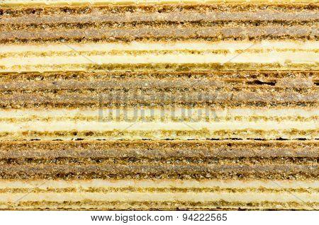 Background Waffle Factory