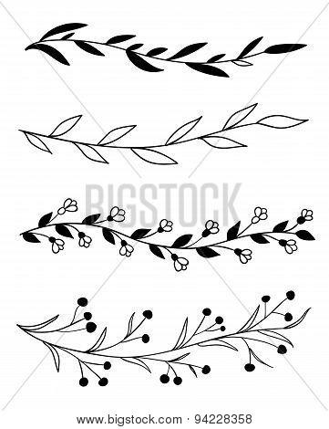 Hand Drawn Borders